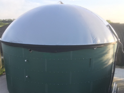 biogas storage systems