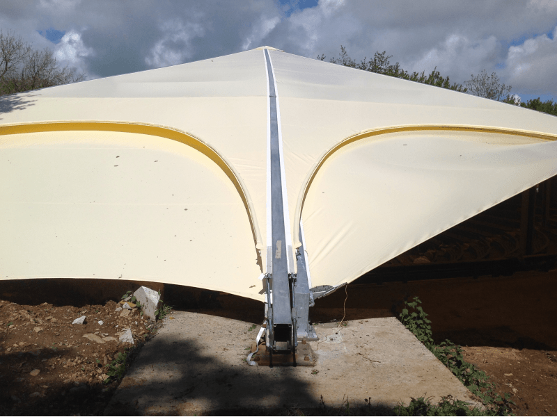Starts Theatre Tensile Fabric Canopies