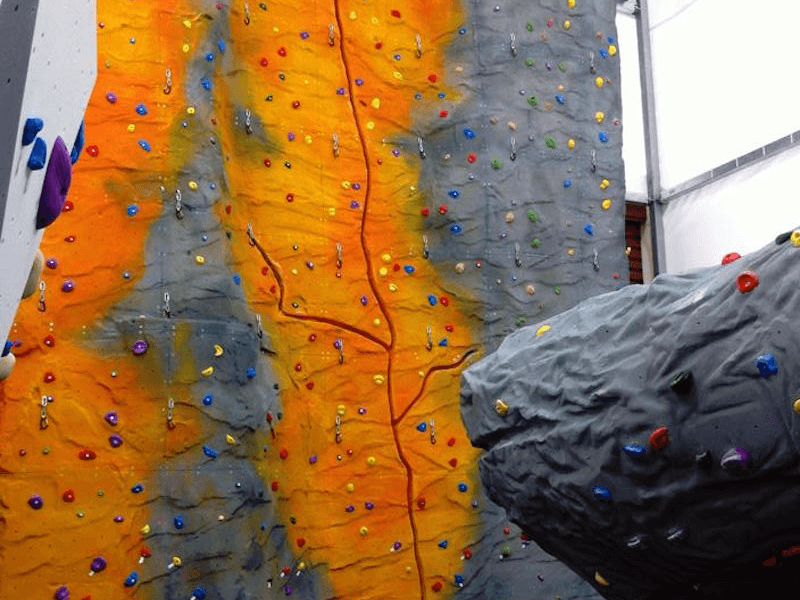 Oxford Brookes Climbing Wall Rock Climbing J Amp J Carter