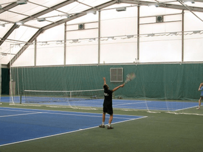 Why Fabric Structures Make Great Sports Facilities