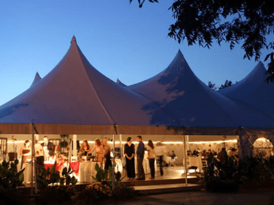 tension tent marquees