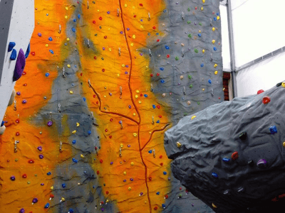 Oxford Brookes Climbing Wall