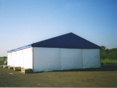Military Shelters & Military Covers