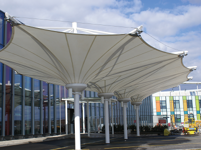 A guide to choosing the right tensile structure for 2018
