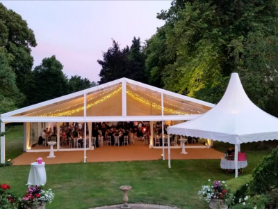 Top Tips to Consider when Choosing your Marquee Manufacturer