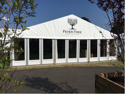 Printed Marquees for Agricultural Shows