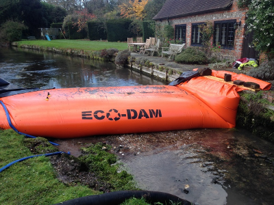 Protect your property from flooding with Eco-Dam