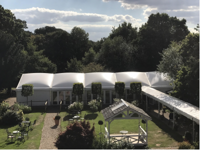 Marquee Repairs & Alterations Service